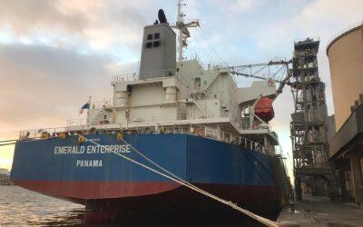 MV Emerald Enterprise